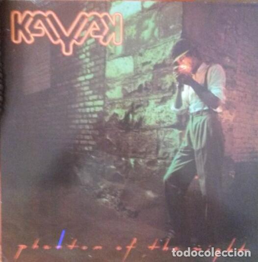 KAYAK.PHANTOM OF THE NIGHT.LP (Música - Discos - LP Vinilo - Rock & Roll)