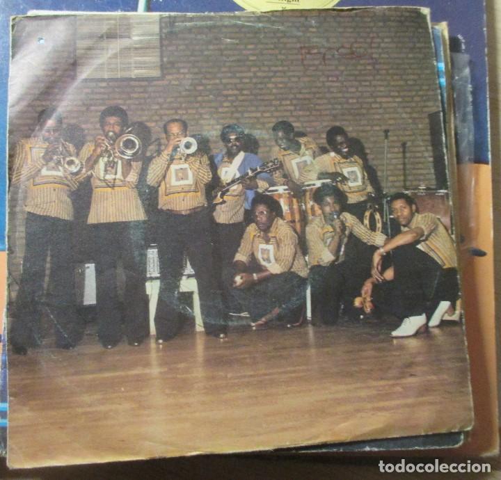 THE GOLDEN STARS - LEBA LEBA - SINGLE CARRAY RECORDS - AÑO DESCONOCIDO - (Música - Discos - Singles Vinilo - Étnicas y Músicas del Mundo)