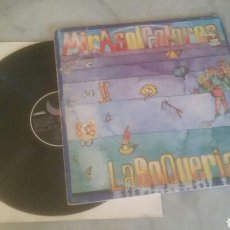 Discos de vinilo: LA BOQUERIA. MIRASOL COLORES. 1977 ZELESTE EDIGSA. Lote 136182088