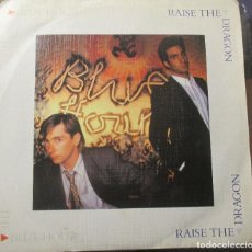 Discos de vinilo: RAISE THE DRAGON - THE BLUE HOUR - SINGLE I.R.S. RECORDS - 1984. Lote 136182166