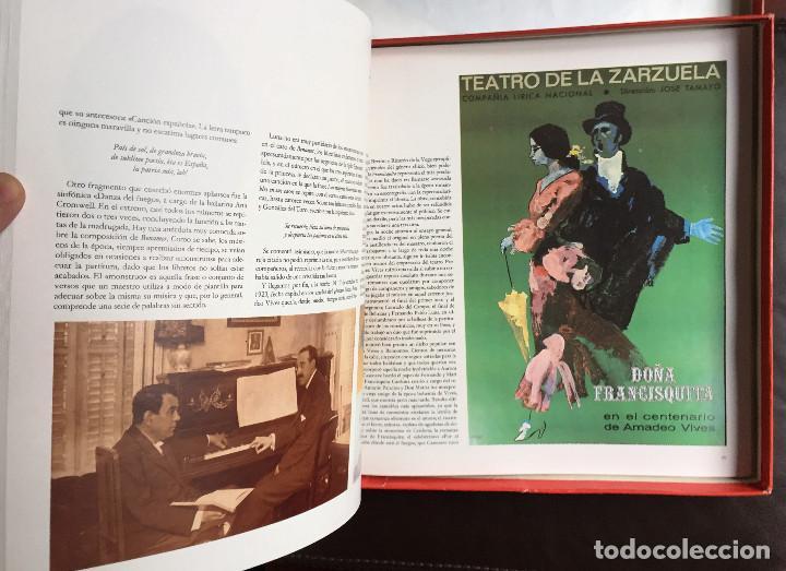 Discos de vinilo: Estuche 4 Discos Vinilo LP Zarzulea + Libro LA MÚSICA ELEGIDA Grandes Orquestas CBS 1982 - Foto 8 - 136183946