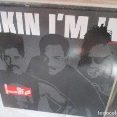 Discos de vinilo: CAMEO - SKIN IM IN - MAXI 1988. Lote 136184442