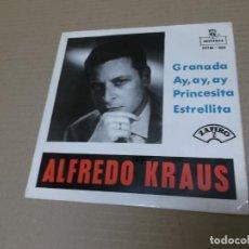 Discos de vinilo: ALFREDO KRAUS (EP) GRANADA AÑO 1959. Lote 136188818