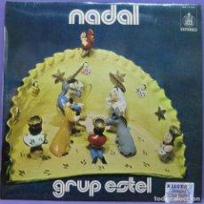 Discos de vinilo: GRUP ESTEL - NADAL - LP DE 1973 HISPAVOX. Lote 136206546