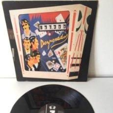 Discos de vinilo: DESPERADOS - DESPERADOS MINI LP 1986. Lote 136212202