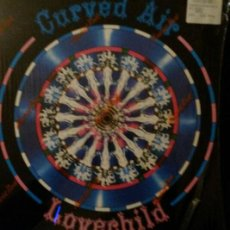Discos de vinilo: CURVED AIR.LOVE CHILD.LP.. Lote 136235802