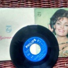 Discos de vinilo: E P (VINILO) DE CARMEN SEVILLA AÑOS 60. Lote 136242466