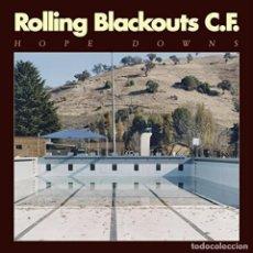 Discos de vinilo: LP ROLLING BLACKOUTS C.F. HOPE DOWNS VINILO INDIE ROCK SUB POP. Lote 136248658