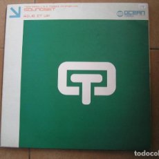 Discos de vinilo: SOUND SET ‎– GIVE IT UP - OCEAN TRAX 2001 - MAXI - PLS. Lote 136252166