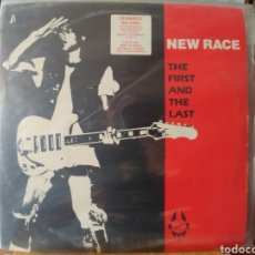 Dischi in vinile: NEW RACE - THE FIRST & THE LAST (AUSTRALIAN ROCK) LP. Lote 136259269
