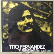 Discos de vinilo - Tito Fernández - El Temucano (Movieplay, S-32640 LP, 1975) - 136264986