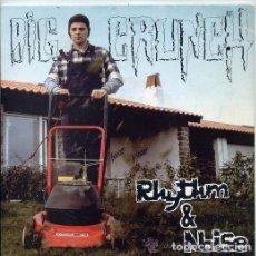 Discos de vinilo: BIG CRUNCH RHYTHM & NOISE (0JO SIN PORTADA)SOLO VINILO. Lote 136268866