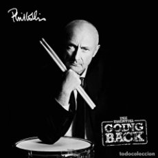 Discos de vinilo: PHIL COLLINS THE ESSENTIAL GOING BACK LP NUEVO ... GENESIS. Lote 136271470