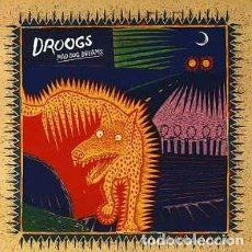Discos de vinilo: THE DROOGS MAD DOG DREAM,POWER POP AUSTRALIANO,CON VERSIONES DE THE NERVES,BAD RELIGION.. Lote 136273074