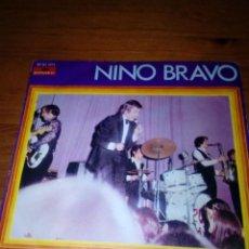 Discos de vinilo: NINO BRAVO. TE QUIERO, TE QUIERO. ESA SERÁ MI CASA. MB1. Lote 136284858