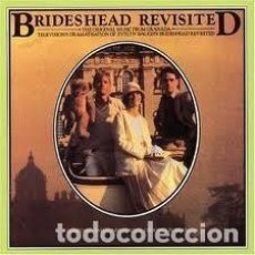 Discos de vinilo: GEOFFREY BURGON - BRIDESHEAD REVISITED (RETORNO A BRIDESHEAD) - CHRYSALIS CHR 1367 - 1982 - USA. Lote 136286390