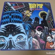 Discos de vinilo: IGGY POP (MX) HOME +3 TRACKS AÑO 1990 – EDICION ALEMANIA. Lote 136292398