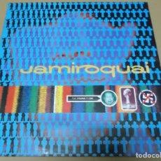 Discos de vinilo: JAMIROQUAI (MX) TOO YOUNG TO DIE +2 TRACKS AÑO 1993. Lote 136293130