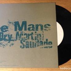 Discos de vinilo: LE MANS - DRY MARTINI (SINGLE, 1995). Lote 136294237