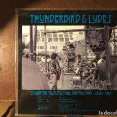 Discos de vinilo: LED ZEPPELIN ?– THUNDERBIRD & LUDES SELLO: NOT ON LABEL (LED ZEPPELIN) ?– NONE FORMATO: 2 × VINYL . Lote 136304826