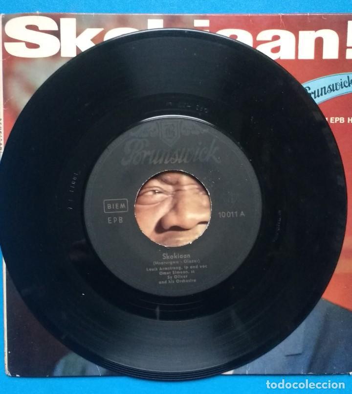 Discos de vinilo: LOUIS ARMSTRONG-SKOKIAAN - Foto 2 - 136308822