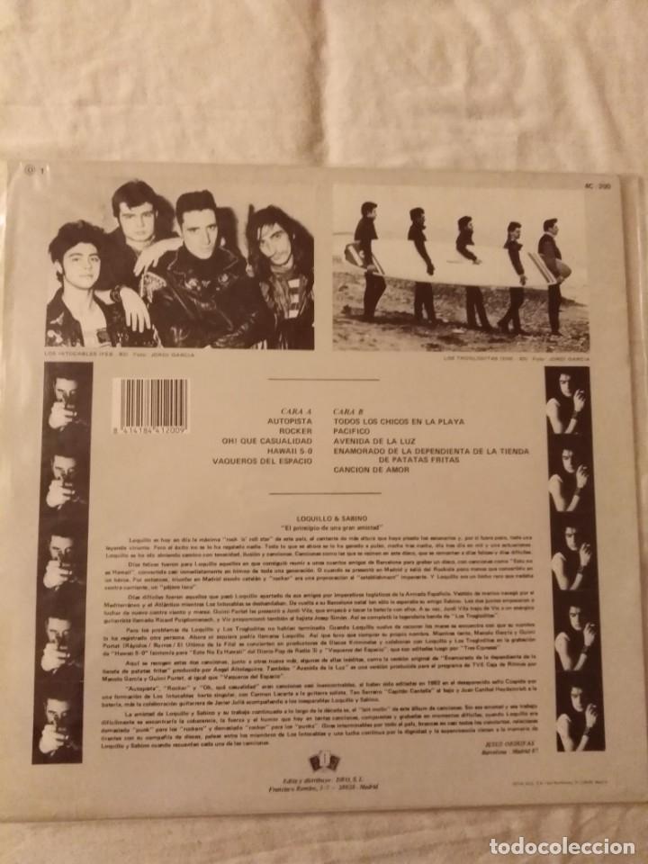 Discos de vinilo: loquillo y sabino 1981 1984 - Foto 2 - 53481305