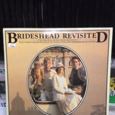 Discos de vinilo: BRIDESHEAD REVISITED. TELEVISION'S DRAMATISATION OF EVELYN WAUGH'S BRIDESHEAD REVISITED. Lote 136352441