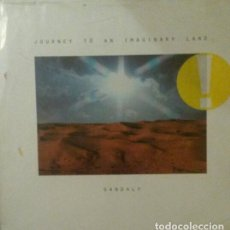 Discos de vinilo: GANDALF. JOURNEY AT AN IMAGINARY LAND LP.. Lote 136358002