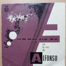 Discos de vinilo: ALFONSO- MIRAME +3- EP BCD 1964. Lote 136362502