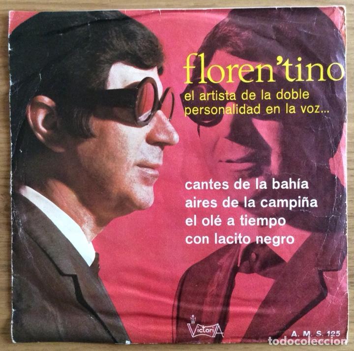 FLOREN'TINO EP DISCOS VICTORIA AÑO 1967 (Música - Discos de Vinilo - EPs - Solistas Españoles de los 70 a la actualidad)