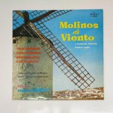 Discos de vinilo: MOLINOS VIENTO. L. PASCUAL FRUTOS. PABLO LUNA. DIR. ATAULFO ARGENTA. CANTORES DE MADRID. LP. TDKDA45. Lote 136378978