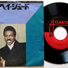 Discos de vinilo: WILSON PICKETT - HEY JUDE / SEARCH YOUR HEART - SINGLE ATLANTIC 1969 JAPAN (EDICIÓN JAPONESA) BPY. Lote 136379078