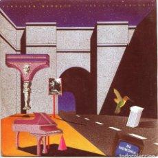 Discos de vinilo: FERNANDO MARQUEZ Y PROYECTO BRONWYN / DE MEMORIA / AL MARGEN (SINGLE PROMO 1987). Lote 136380642