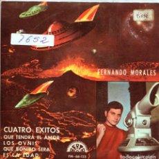 Discos de vinilo: FERNANDO MORALES / LOS OVNIS +3 (EP PROMO 1969). Lote 136380914