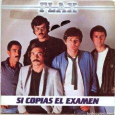 Discos de vinilo: FLAX / SI COPIAS EL EXAMEN / MARY (SINGLE PROMO 1981). Lote 136382738