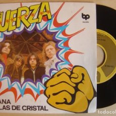 Discos de vinilo: FUERZA - ANA + BOLAS DE CRISTAL - SINGLE 1975 - BP. Lote 136395006