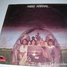 Discos de vinilo: LP ABBA ARRIVAL. Lote 136399030