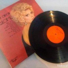 Discos de vinilo: SALOME - SEN VA ANAR / LP / OLYMPO / 1975 / BUEN ESTADO. Lote 136410138
