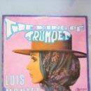 Discos de vinilo: LUIS MONTEZ - THE KING OF TRUMPET / LP / OLYMPO / L 22 1972 / BUEN ESTADO. Lote 136411242