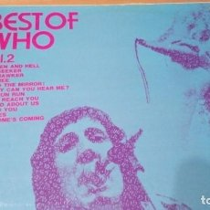 Discos de vinilo: THE WHO BEST OF WHO VOL.2 LP. Lote 136413470
