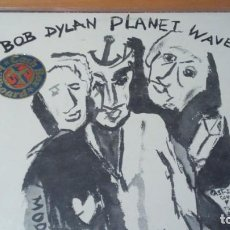 Discos de vinilo: BOB DYLAN PLANET WAVES LP 1974. Lote 136413662