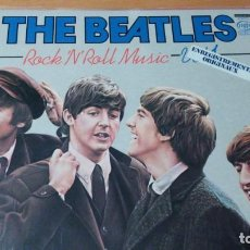 Discos de vinilo: THE BEATLES ROCK N ROLL MUSIC VOL.1 LP. Lote 136413906