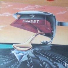 Discos de vinilo: SWEET OFF THE RECORD LP. Lote 136414026