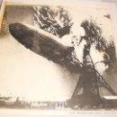 Discos de vinilo: LP LED ZEPPELIN. METALLIC OPUS. REC RECORDS 1980 USA (LABEL BLANCO, PROMOCIÓN, BUEN ESTADO LEER). Lote 136418282