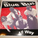 Discos de vinilo: LP THE BLUES BUS. ALL WAY. MACACO RECORDS 1991 SPAIN. CON ENCARTE (PROBADO Y BUEN ESTADO, SEMINUEVO). Lote 136419822