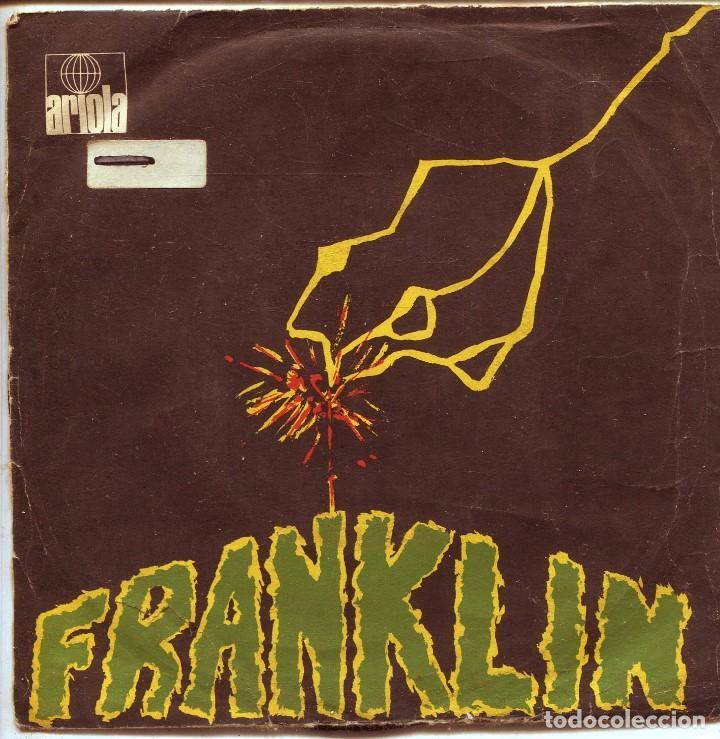 FRANKLIN / SATISFACTION (PARTES I Y II) / BORDER SONG (SINGLE 1971) (Música - Discos - Singles Vinilo - Grupos Españoles de los 70 y 80)