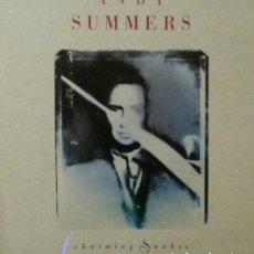 Discos de vinilo: ANDY SUMMERS.CHARMING SNAKES.LP.. Lote 136428354