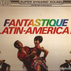 Discos de vinilo: LP-FANTASTIQUE LATIN.AMERICAN THE TOKYO CUBAN BOYS SDS 4019 SPAIN 1971. Lote 136428406