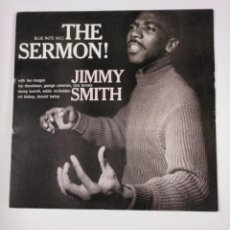 Discos de vinilo: JIMMY SMITH - THE SERMON! LP. TDKDA45. Lote 136443806