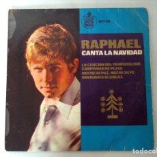 Discos de vinilo: RAPHAEL SINGLE VINILO. Lote 136445868